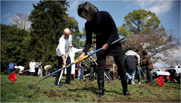 Michelle-obama-garden