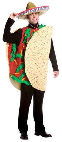 Taco costume2