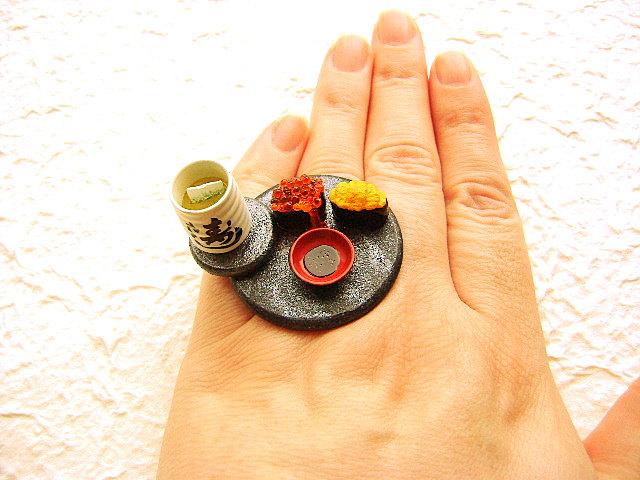 Food Rings Recipes Miniature Food Rings