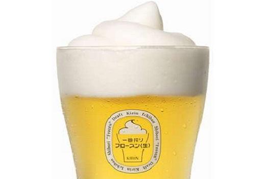 Kirin-Frozen-Foam-Beer
