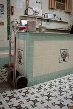 Casamento's tile floor